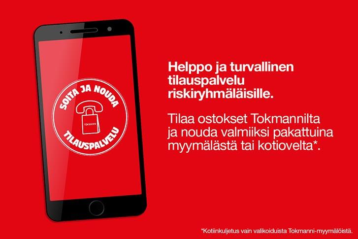 Äänekosken keskustan Tokmanni sulkee ovensa